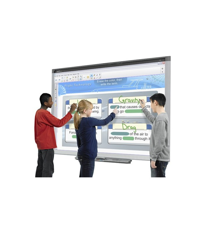 PIZARRA DIGITAL SMART BOARD SBX885 DE 87""