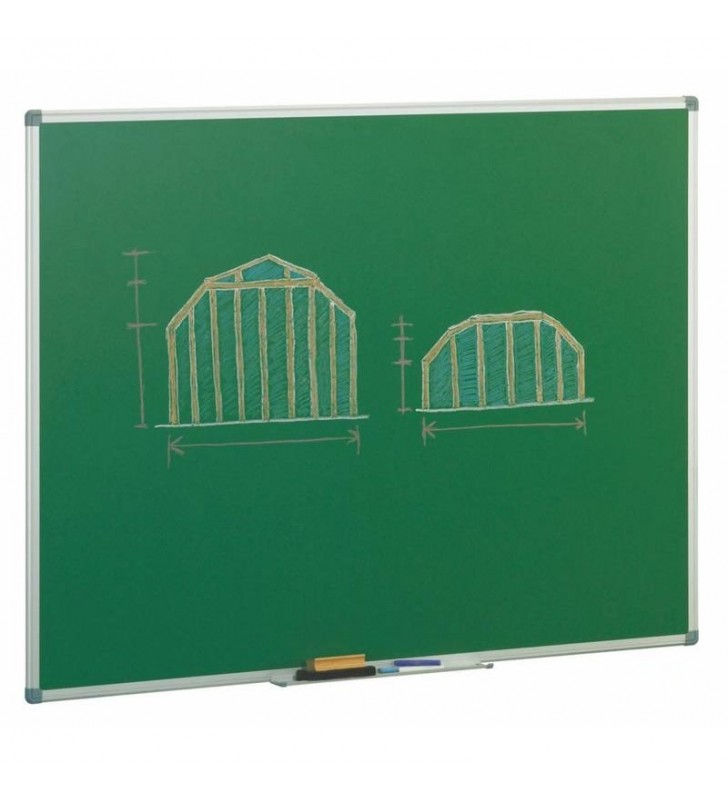 Pizarra estratificada verde SemiBrillo 122x150