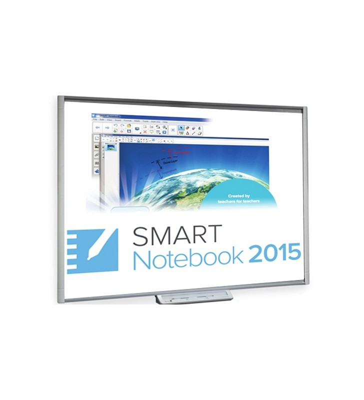 PIZARRA DIGITAL SMART BOARD M680V DE 77""