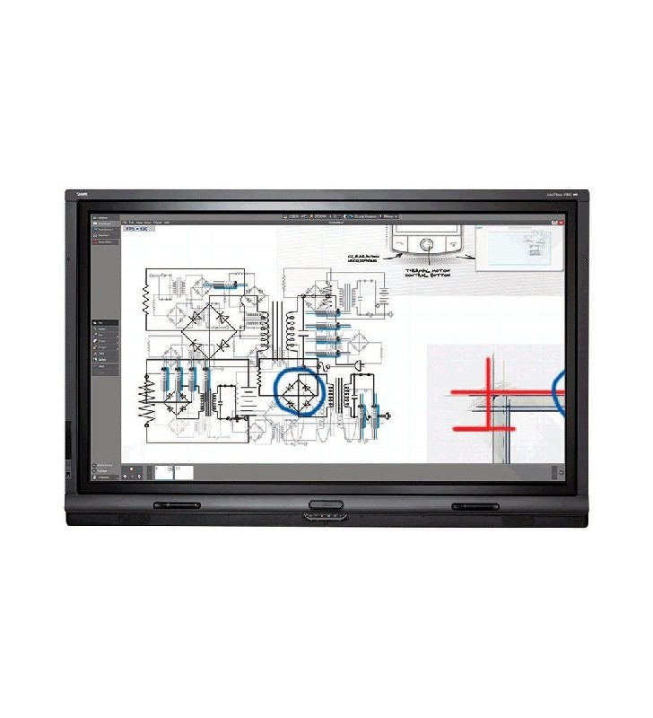Pantalla plana interactiva SMART Board 8084-G4-SMP + Smart Meeting Pro