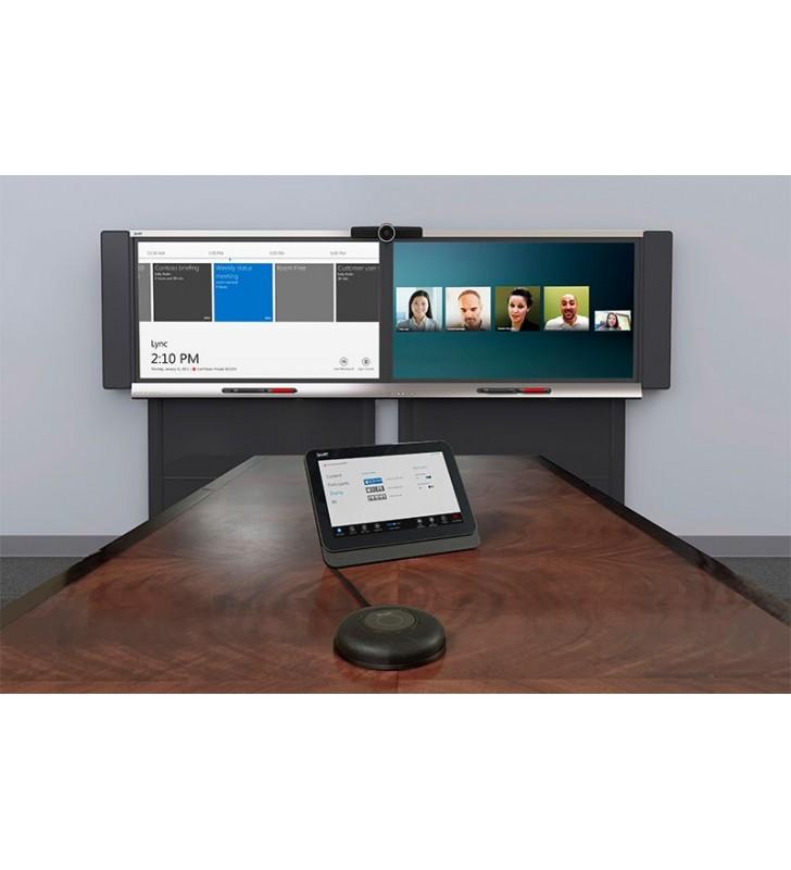 SMART Room System para Microsoft Lync para salas medianas con pantallas dobles