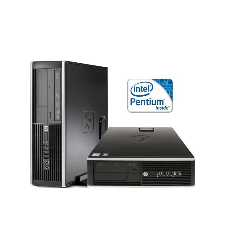 HP 6200 PRO DUAL CORE G840 4GB 250GB DVD SFF OCASION