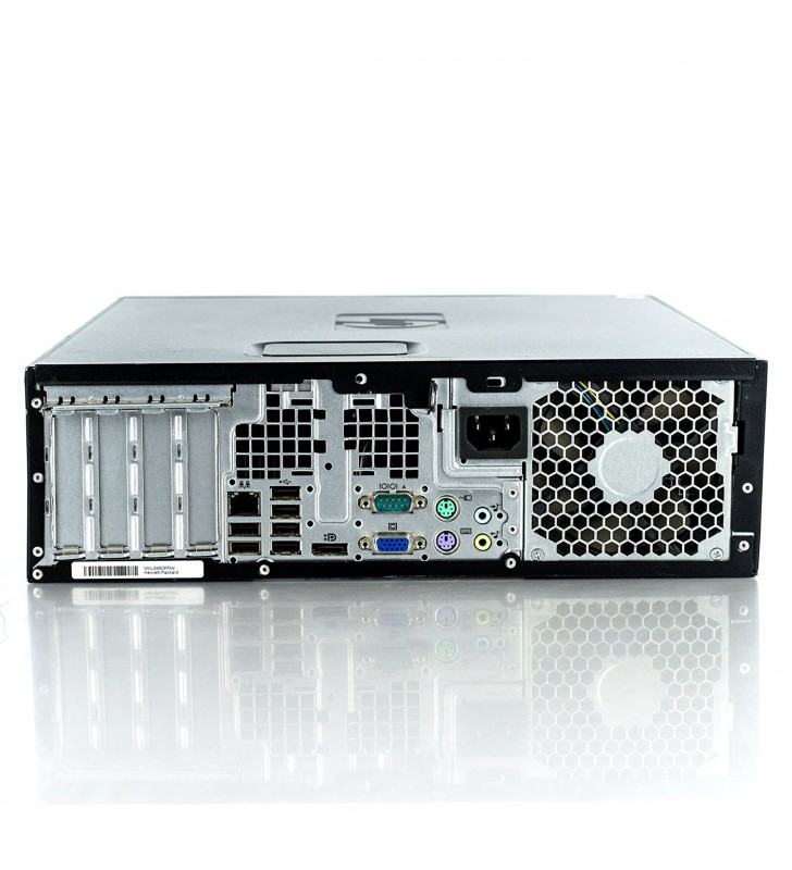 HP PRO 6005 AMD ATHLON II X2 B26 4GB 250GB DVD SFF WIN 10 PROF. EDUCACION OCASION