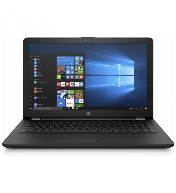 PORTÁTIL HP 15-BS000NS - INTEL N3060 1.6GHZ - 4GB - 500GB - 15.6'/39.6CM HD - DVD RW - HDMI - 2XUSB3.1 - W10 HOME 64 - NEGRO AZA