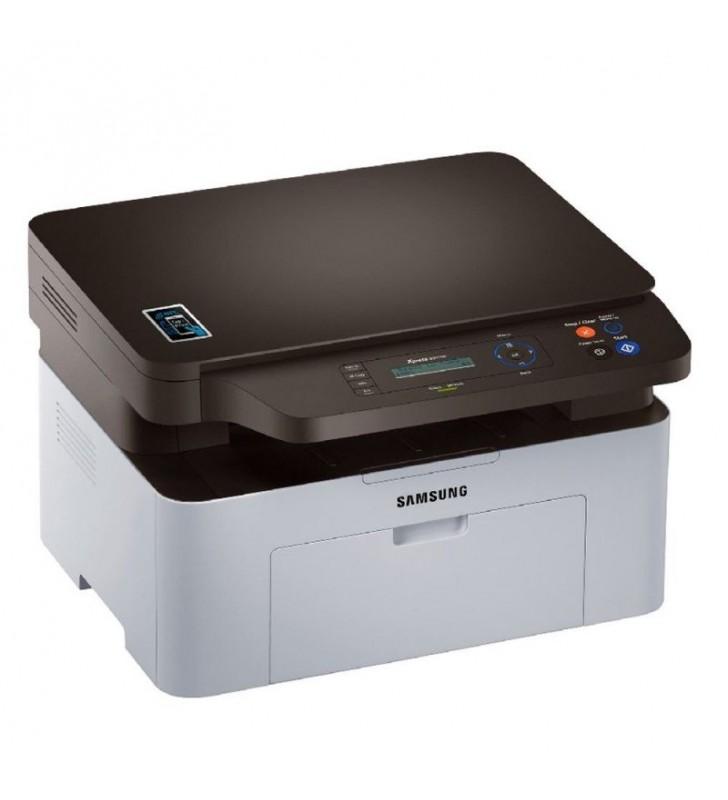 MULTIFUNCIÓN SAMSUNG WIFI LÁSER M2070W - 20PPM - 1200X1200 - SCAN 1200PPP - BANDEJA ENTRADA 150 HOJAS - USB 2.0 - TONER MLT-D111