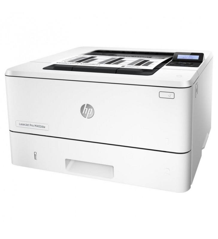 IMPRESORA HP WIFI LÁSER PRO M402DW - 38PPM - 1200X1200 - EPRINT - DUPLEX - LAN 10/100/1000T - USB 2.0 - BANDEJA ENTRADA 350 HOJA