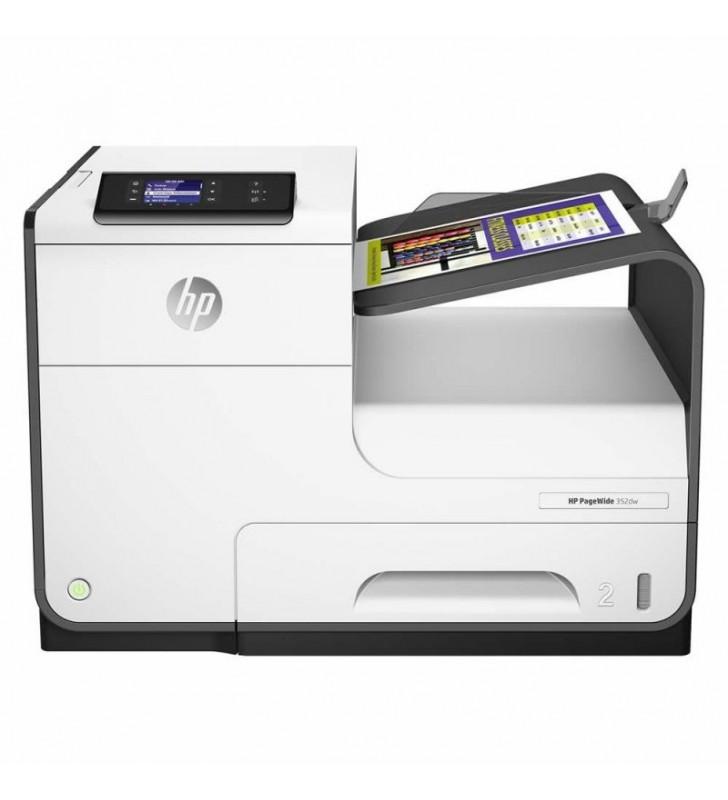 IMPRESORA HP WIFI PAGEWIDE 352DW - 30/30 PPM ISO - DUPLEX - 2400X1200PPP - USB - LAN - EPRINT - AIRPRINT - NFC - PANTALLA 5.08CM