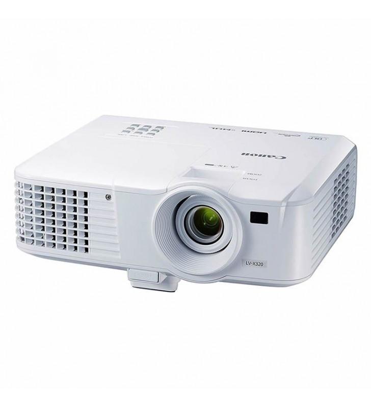PROYECTOR PORTÁTIL CANON LV-X320 - DLP - 3200/2550 LUMENES - 10.000:1 - 1024*768 (XGA) -  ZOOM DIG. 2X - RGB - HDMI - MINI D-SUB