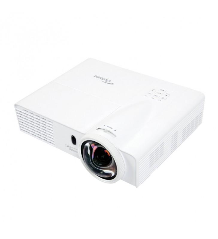 PROYECTOR CORTA DISTANCIA DLP OPTOMA X305ST - CORTA DISTANCIA - 1024 X 768 XGA - 3000 ANSI - 2XVGA - HDMI - RS232 - USB