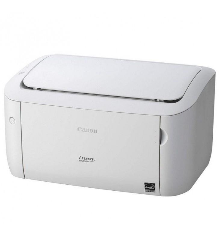 IMPRESORA CANON WIFI LÁSER I-SENSYS LBP6030W - 18PPM - 2400*600PPP - BANDEJA 150 HOJAS - USB 2.0 - TONER 725