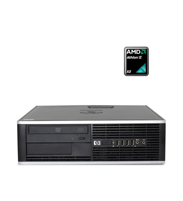 HP PRO 6005 AMD ATHLON II X2 B28 4GB 250GB DVD SFF OCASION