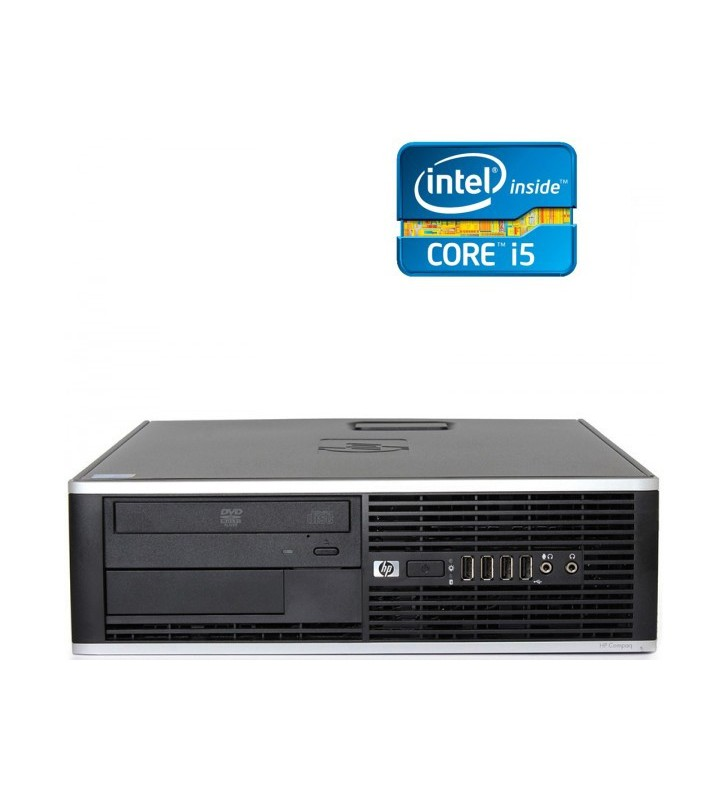 HP 8200 ELITE CORE I5-2400 4GB 250GB SFF OCASION