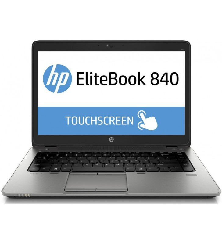 "PORTATIL HP ELITEBOOK 840 G2 I7-5600u 8GB SSD 512GB 14"" TOUCHSCREEN FULL HD WIN10 PRO OCASION"