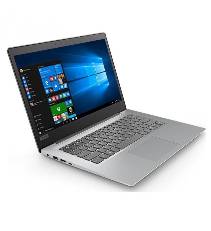 PORTÁTIL LENOVO IDEAPAD S130-14IGM 81J2002USP - INTEL N4000 1.1GHZ - 4GB - 64GB EMMC - 14'/35.5CM HD - NO ODD - W10 S - GRIS MIN