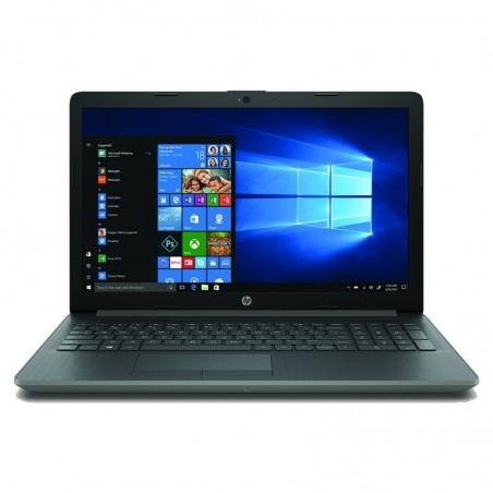 PORTÁTIL HP 15-DA0013NS - I3-7020U 2.3GHZ - 4GB - 500GB - 15.6'/39.6CM HD - HDMI - BT 4.2 - W10 - GRIS HUMO