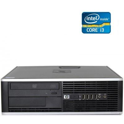 HP 6300 PRO CORE I3-2120 4GB SSD 128GB SFF OCASION