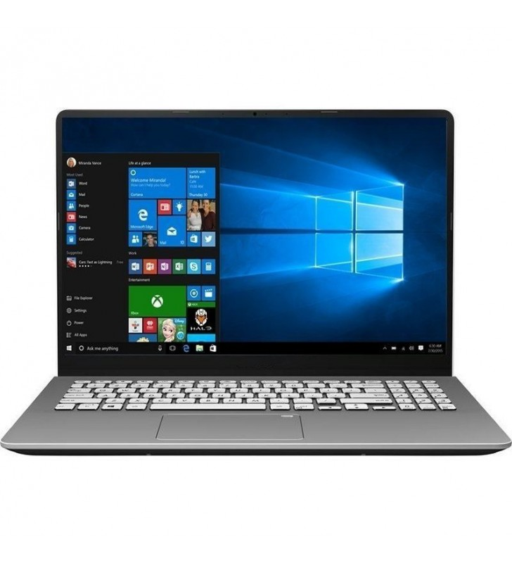 PORTÁTIL ASUS S530FA-BQ048T - I5-8265U 1.6GHZ - 8GB - 256GB SSD - 15.6'/39.6CM FHD - HDMI - NO ODD - W10 - GUNMETAL