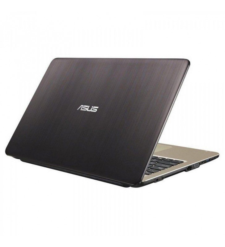 PORTÁTIL ASUS A540LA-XX1477T - I3-5005U 2.0GHZ - 8GB - 256GB SSD - 15.6'/39.6CM HD - HDMI - W10 - NEGRO CHOCOLATE/ORO