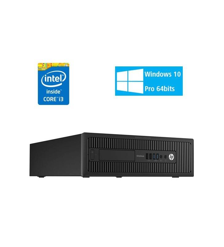HP PRODESK 600 G1 I3-4160 4GB 500GB SFF WIN10 PRO OCASION