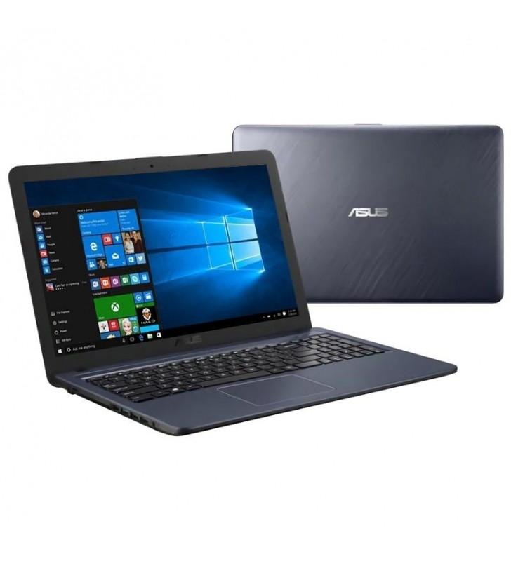 PORTÁTIL ASUS A543UA-GQ1694T - I7-8550U 1.8GHZ - 8GB - 256GB SSD - 15.6'/39.6CM HD - HDMI - BT - NO ODD - W10 - GRIS ESTRELLA