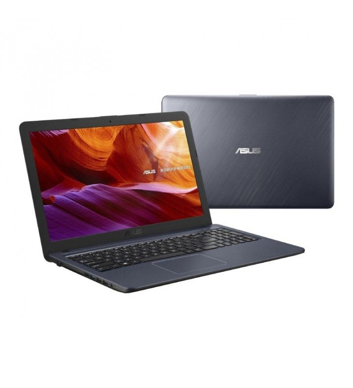 PORTÁTIL ASUS A543MA-GQ529 - INTEL N4000 1.10GHZ - 4GB - 128GB SSD - 15.6'/39.6CM HD - HDMI - BT - NO ODD - ENDLESS OS - GRIS ES