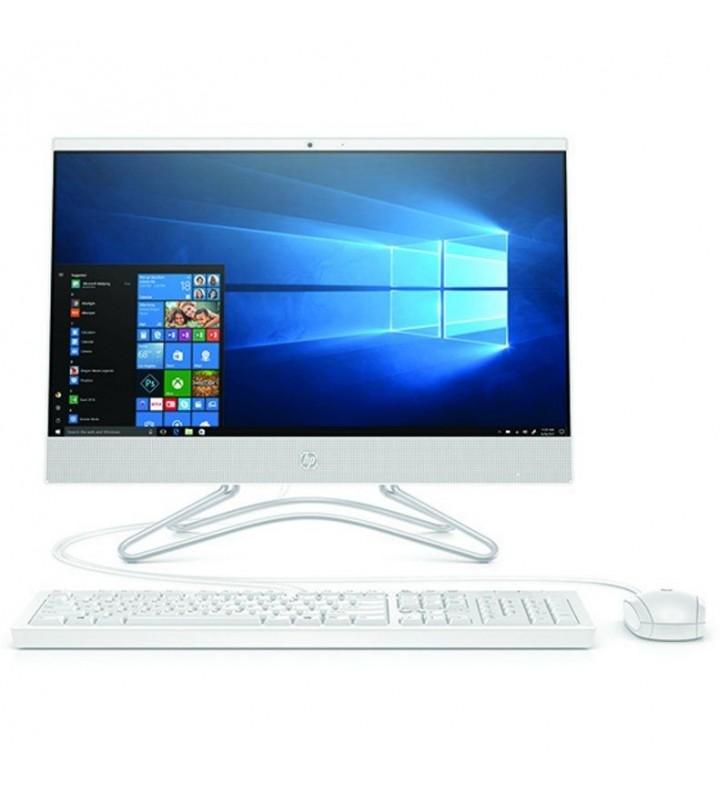 PC ALL IN ONE HP 22-C0034NS - AMD A4-9125 2.3GHZ - 4GB - 1TB - RAD R5 - 21.5'/54.6CM FHD - WIFI - HDMI - BT - TEC+RATON - NO ODD