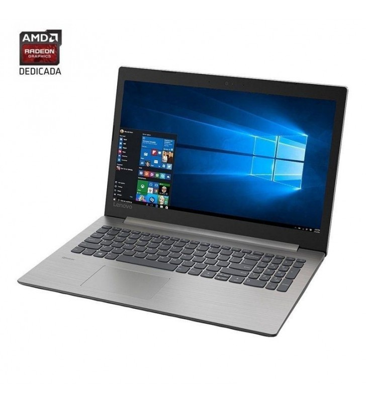 PORTÁTIL LENOVO IDEAPAD 330-15IKB 81DE01C4SP - I5-8250U 1.6GHZ - 8GB - 1TB - RADEON 530 2GB - 15.6'/39.6CM HD - NO ODD - W10 - P