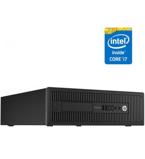 HP ELITEDESK 800 G1 INTEL CORE I7-4790 8GB 500GB SIN DVD SFF OCASION