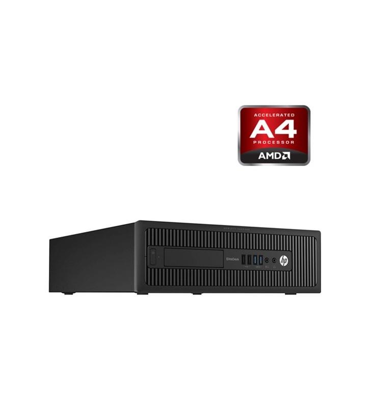 HP HP ELITEDESK 705 G1 AMD DUAL CORE A4 PRO-7300B 4GB 250GB DVD SFF OCASION