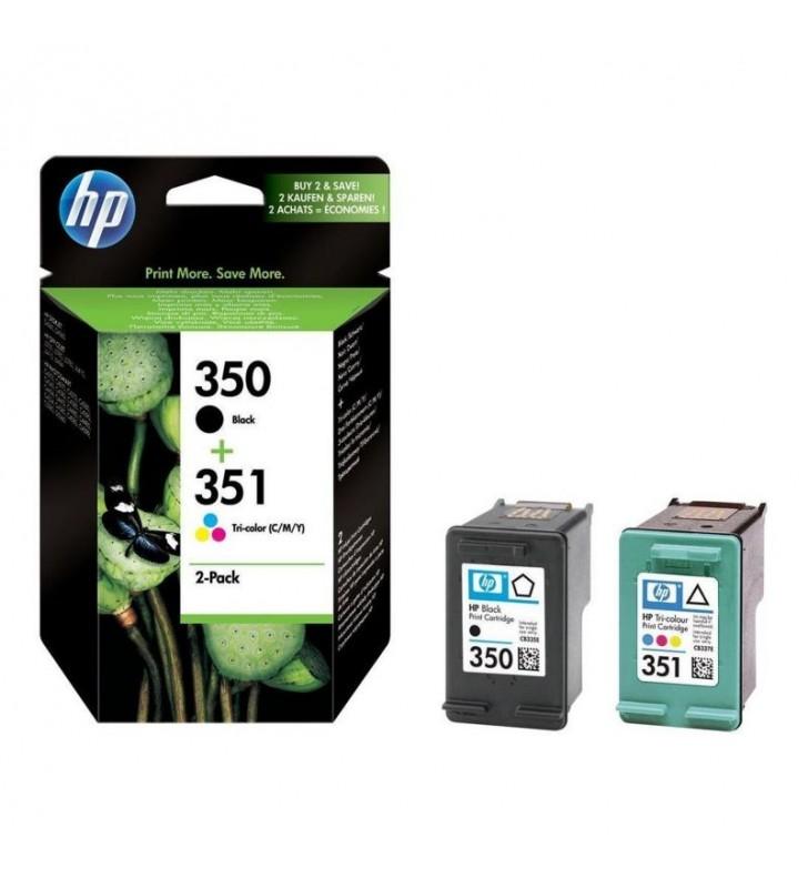 MULTIPACK 2 CARTUCHOS HP - 1 X Nº350+ 1 X Nº351 PARA HP DESKJET D4260 Y J5780 C4280 SD412EE