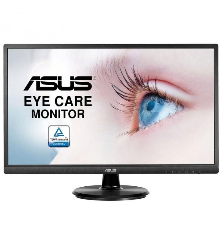 MONITOR LED ASUS VA249HE - 23.8'/60.5CM - 1920*1080 FULL HD - 5MS - 250CD/M2 - 178/178º - TAMAÑO PIXEL 0.155 - VGA - HDMI - FILT
