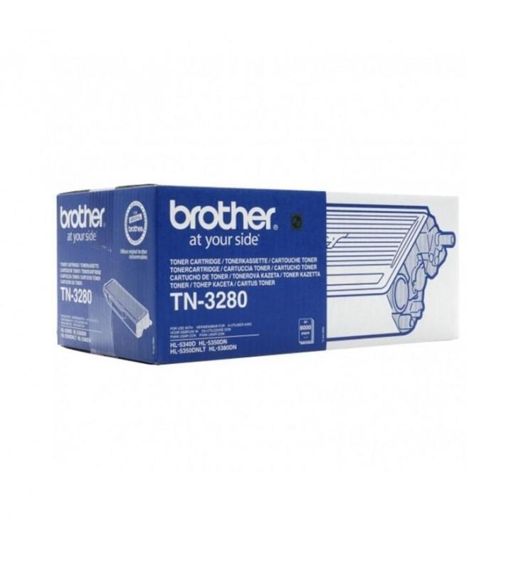 TONER NEGRO BROTHER 8000 PÁGINAS PARA BROTHER LÁSER DCP-8085DN/HL-5340D/5370 8000