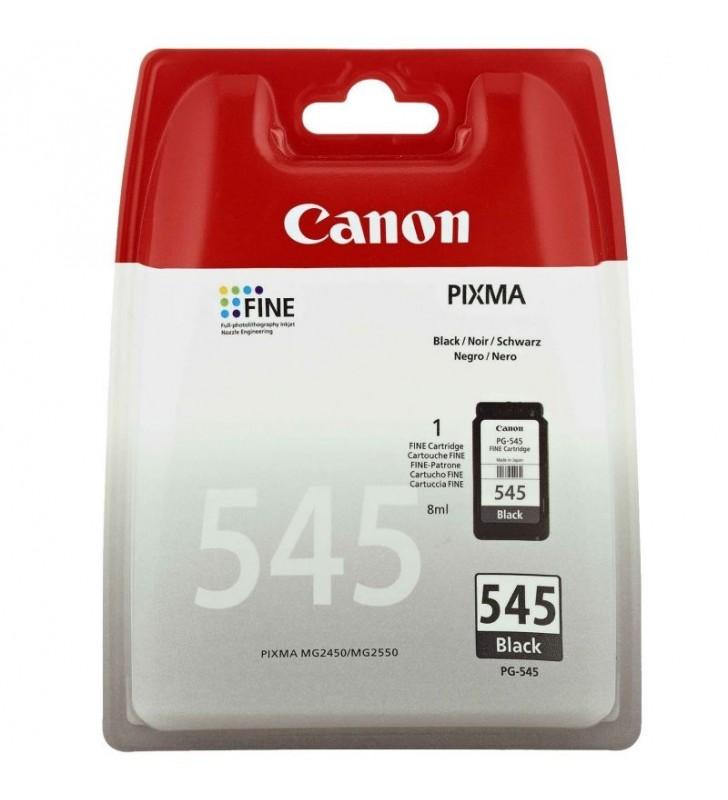 CARTUCHO DE TINTA NEGRO CANON PG-545 8ML COMPATIBLE CON PIXMA MG2450
