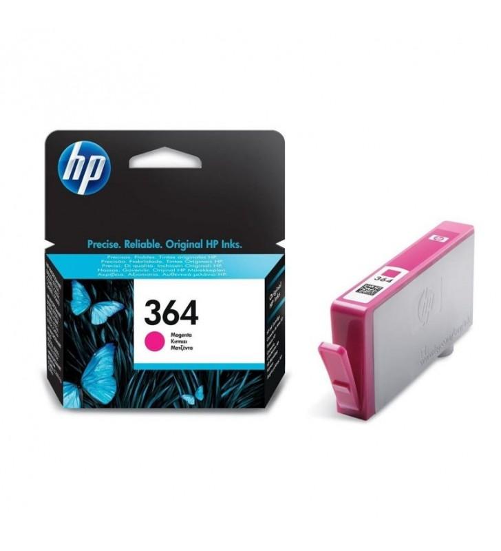 CARTUCHO MAGENTA HP Nº364 VIVERA PARA IMPRES. PHOTOSMART B109A/D5460/C6380/C5380 300 HOJAS