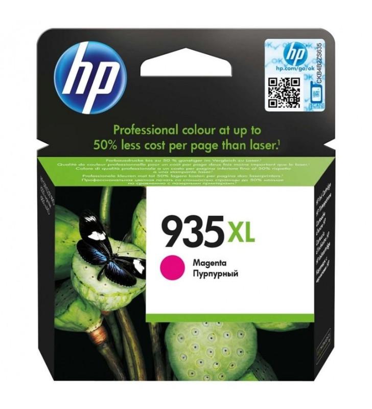 CARTUCHO MAGENTA HP Nº935XL - 825 PÁGINAS - PARA OFFICEJET PRO 6830