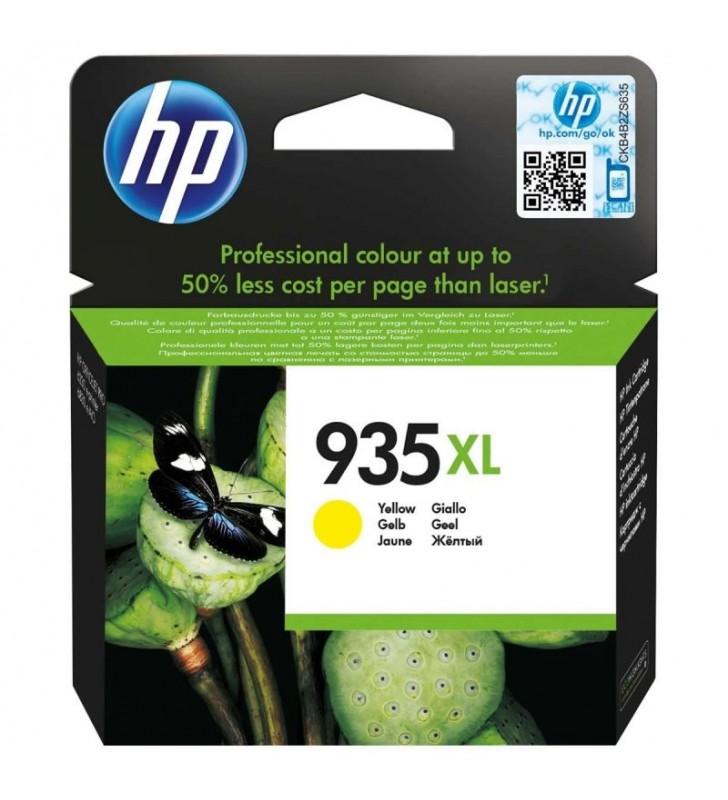 CARTUCHO AMARILLO HP Nº935XL - 825 PÁGINAS - PARA OFFICEJET PRO 6830
