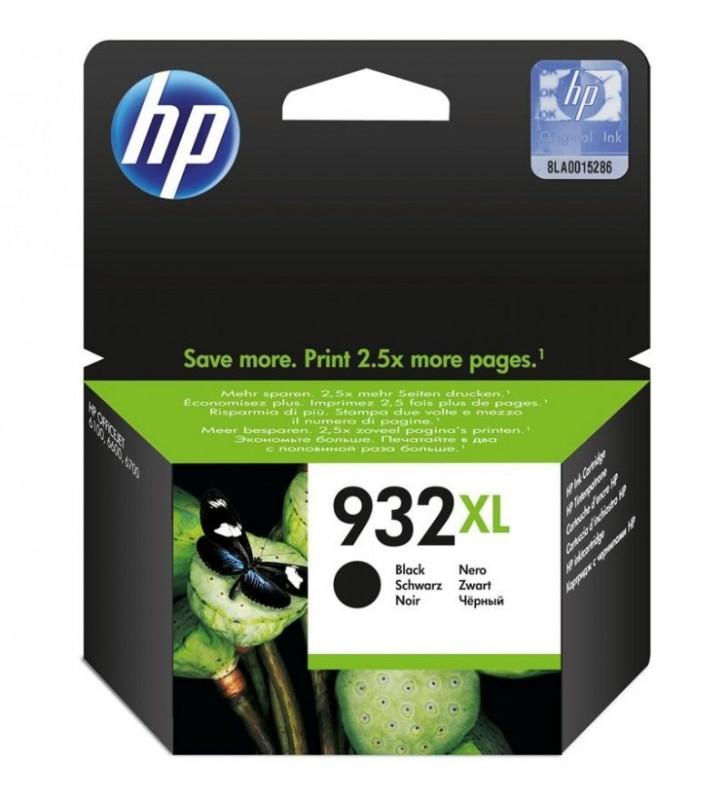 CARTUCHO NEGRO HP Nº932XL PARA HP OFFICEJET 6100 / 6600 / 6700