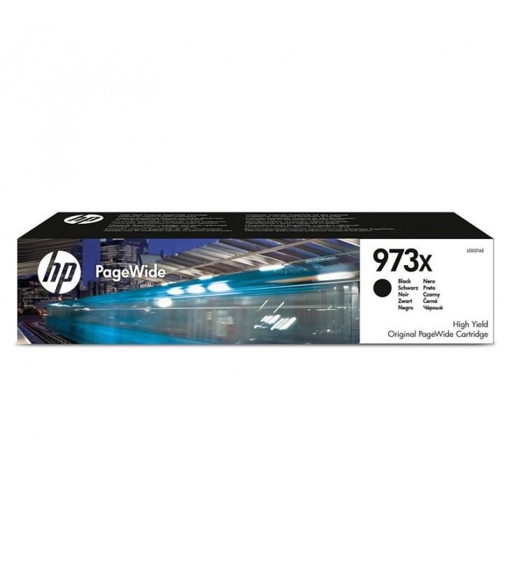 CARTUCHO NEGRO HP PAGEWIDE 973X - 10000 PÁGINAS - PARA PAGEWIDE PRO 477 / 452