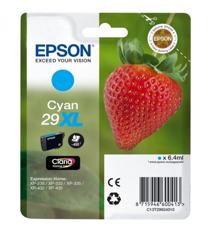 CARTUCHO CIAN EPSON 29XL  CLARIA HOME - 6.4ML - FRESA