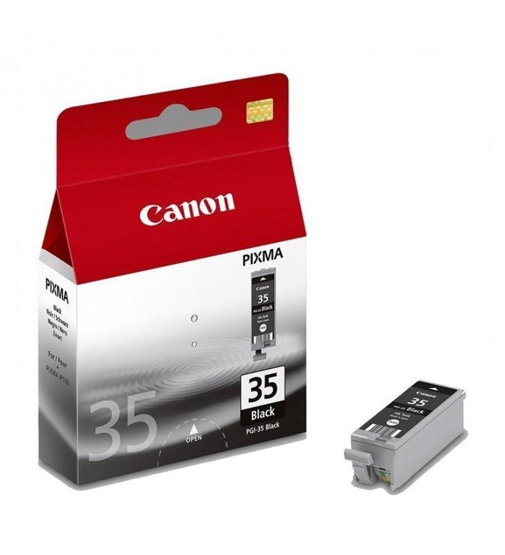 CARTUCHO DE TINTA NEGRA CANON PGI-35BK - 9.3ML - COMPATIBLE SEGUN ESPECIFICACIONES