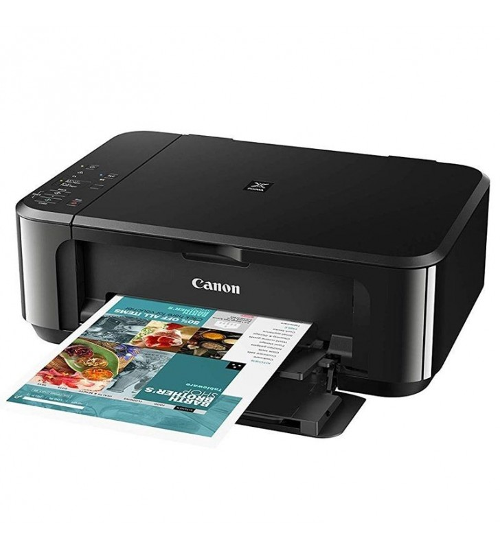 MULTIFUNCIÓN WIFI CANON PIXMA MG3650S NEGRA - RES 4800*1200PPP - 9.9/5.7PPM - DUPLEX - SCAN 1200*2400PPP - USB - CLOUD PRINT/AIR