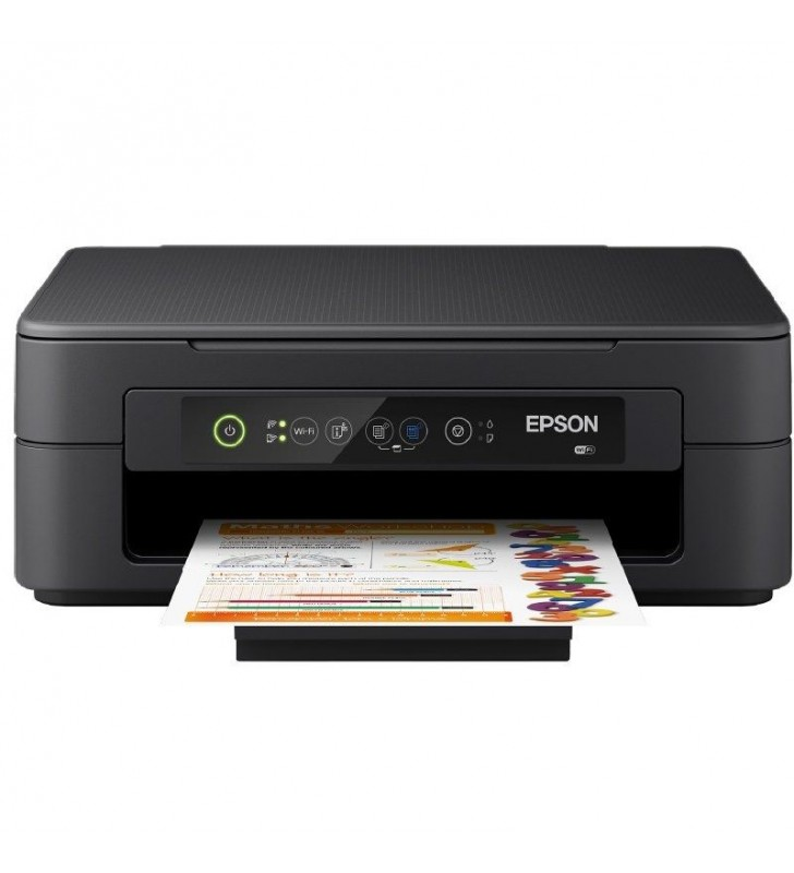 MULTIFUNCIÓN EPSON WIFI EXPRESSION HOME XP-2100 - 27/15PPM - SCAN 1200*2400 PPP - WIFI DIRECT - CARTUCHOS 603 BK/C/M/Y XL