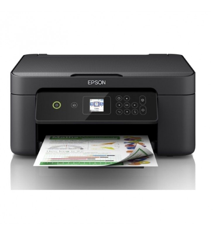 MULTIFUNCIÓN EPSON WIFI EXPRESSION HOME XP-3100 - 33/15PPM - DUPLEX - SCAN 1200*2400PPP - PANTALLA LCD - WIFI DIRECT - CART. 603