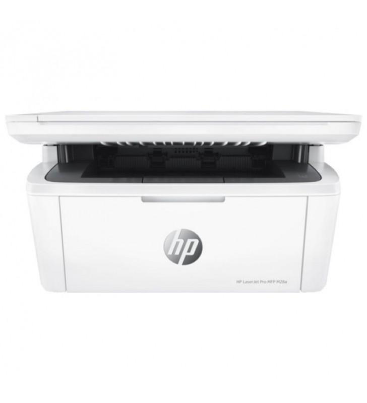 MULTIFUNCION HP LÁSER PRO M28A - 18PPM - 600X600 - SCAN 1200 DPI - USB 2.0 - BANDEJA ENTRADA 150 HOJAS - TONER CF244A