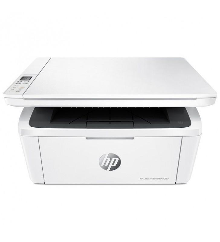 MULTIFUNCION HP WIFI LÁSER PRO M28W - 18PPM - 600X600 - SCAN 1200 DPI - USB 2.0 - BANDEJA ENTRADA 150 HOJAS - AIRIPRINT - TONER