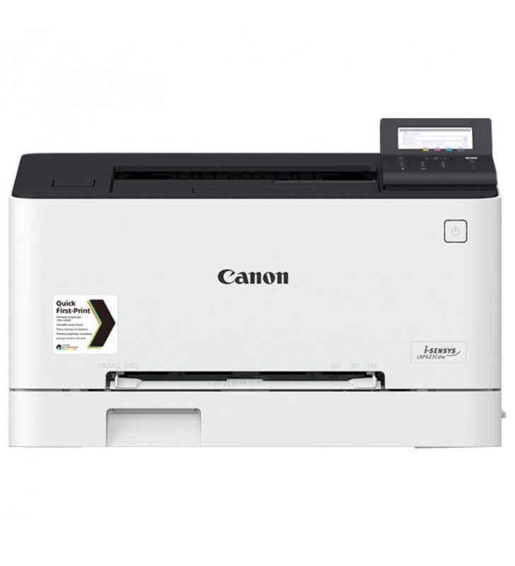 IMPRESORA CANON WIFI LÁSER COLOR I-SENSYS LBP623CDW - 21PPM - DUPLEX - 600*600PPP - BANDEJA ENTRADA 250 HOJAS - LAN - USB - TON