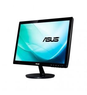 MONITOR LED ASUS VS197DE  - 18.5'/47CM - HD 1366 X 768 - 5MS - 200CD/M2 - 90º/65º - TAMAÑO PIXEL 0.3 - SPLENDID TECHNOLOGY - VGA