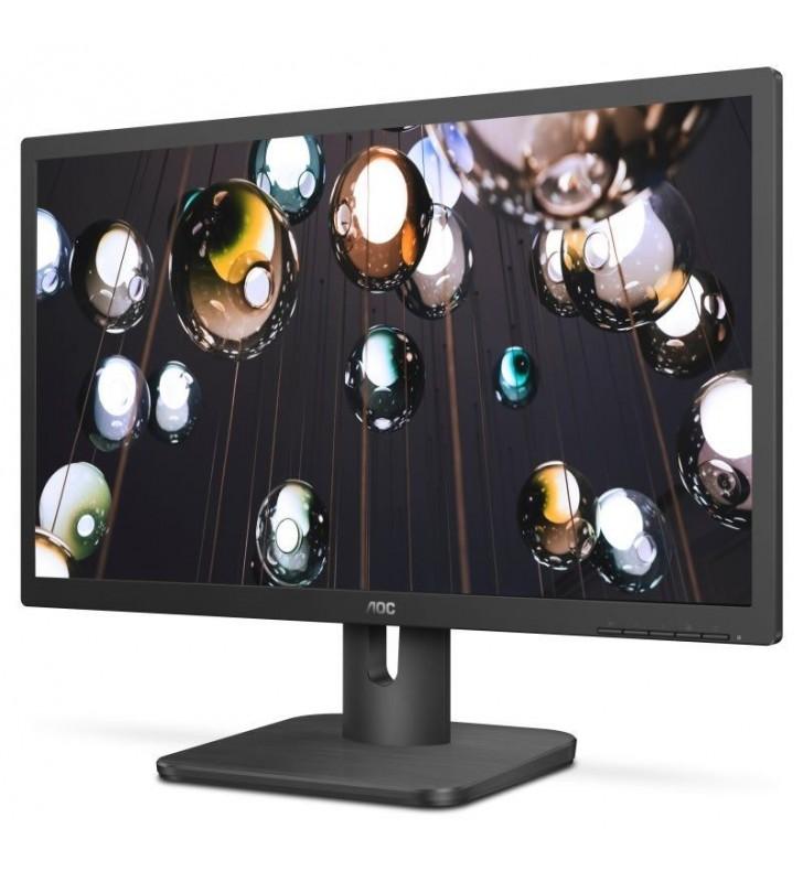 MONITOR LED MULTIMEDIA AOC 22E1D - 21.5'/54.6CM - 1920*1080 FULL HD - 16:9 - 250CD/M2 - 20M:1 - 2MS - HDMI - DVI - VGA - ALTAVOC