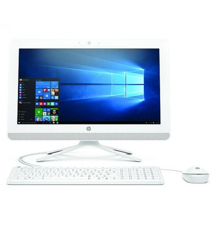 PC ALL IN ONE HP 20-C409NS - AMD A4-9125 2.3GHZ - 4GB - 1TB - RAD R3 - 19.5'/49.5CM FHD - WIFI - HDMI - BT - TEC+RATON - NO ODD