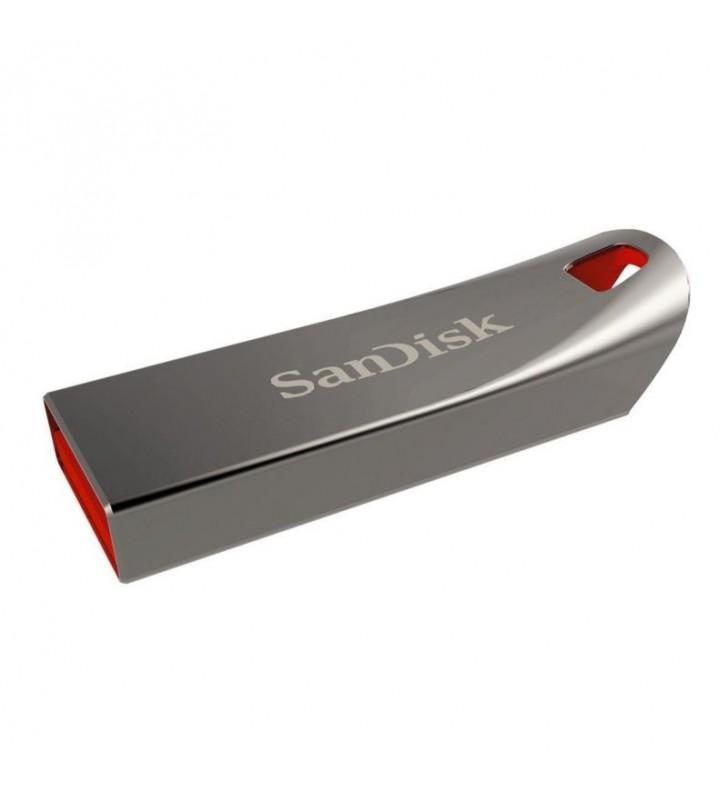 PENDRIVE SANDISK CRUZER FORCÉ 32GB USB 2.0 - CARCASA DE METAL
